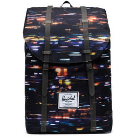 Herschel Retreat Sac à dos 19,5l, night lights